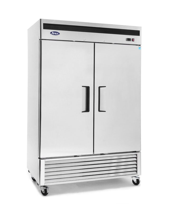 ATOSA MBF8503 – Bottom Mount (2) Two Door Freezer